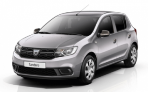 Rent a car Beograd - Dacia Sandero New